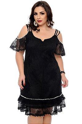 Vestido Plus Size Zonary