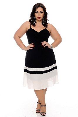 Vestido Plus Size Heddna