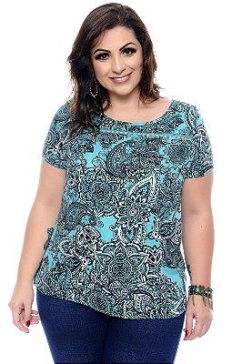 Blusa Plus Size Aleida