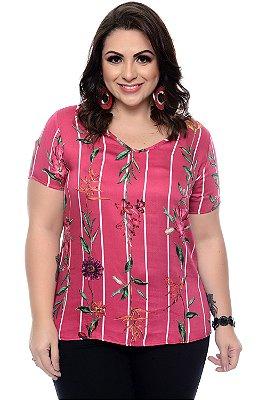 Blusa Plus Size Mabilly