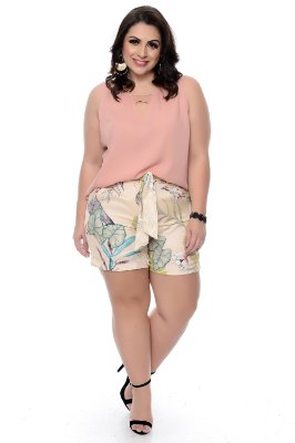 Regata Plus Size Kennya