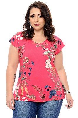 Blusa Plus Size Gabay