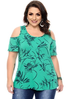 Blusa Plus Size Jandre