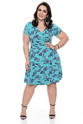 Vestido Plus Size Rylena