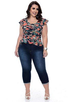 Blusa Plus Size Zaari