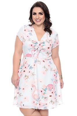 Vestido Plus Size Maywin