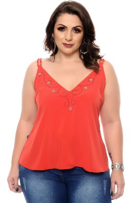 Blusa Plus Size Thays