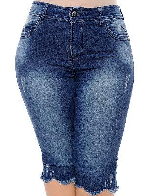 Bermuda Jeans Plus Size Rannah