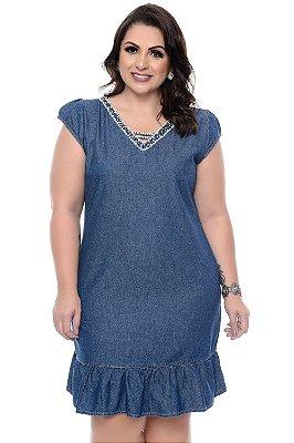 fc82faab45347b Vestidos Jeans - Daluz Plus Size | Loja Online
