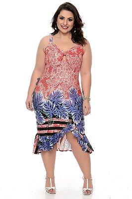 Vestido Plus Size Deena