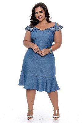 Vestido Plus Size Nilma