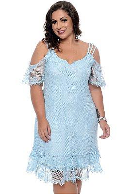 Vestido Plus Size Lianna