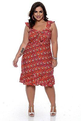 Vestido Plus Size Werica