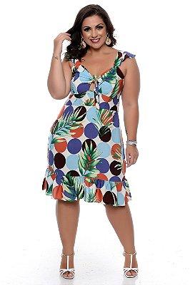 Vestido Plus Size Jodie