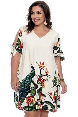 Vestido Plus Size Leyla