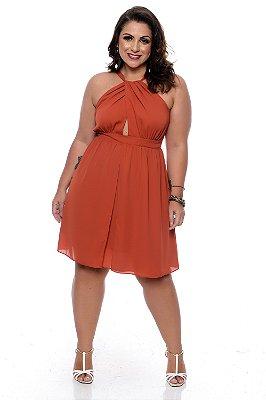 Vestido Plus Size Myrtis