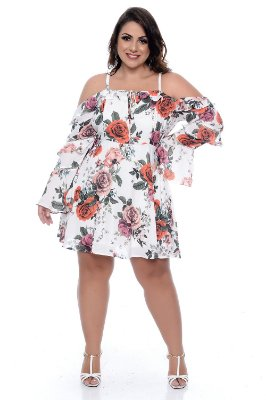 Vestido Plus Size Rozelly