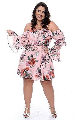 Vestido Plus Size Mahilla