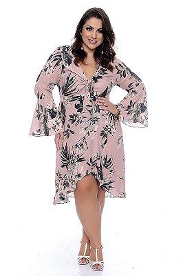 Vestido Plus Size Edricia