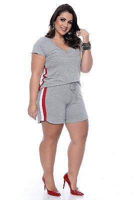 Conjunto Plus Size Zara