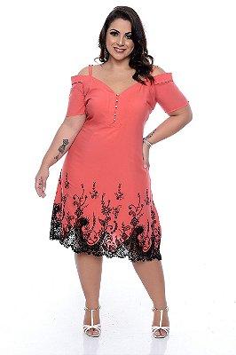 Vestido Plus Size Callie