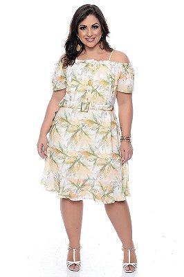 Vestido Plus Size Elayne