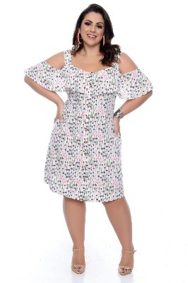 Vestido Plus Size Holly