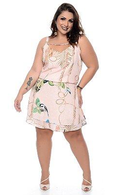 Vestido Plus Size Kerley