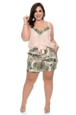 Conjunto Plus Size Carter