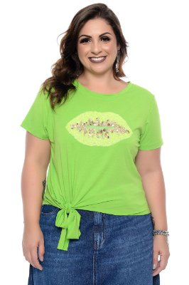 T-shirt Plus Size Dhilly