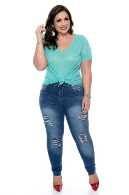 T-Shirt Plus Size Tallena