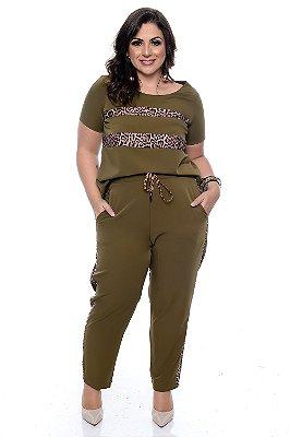 Blusa Plus Size Liidy