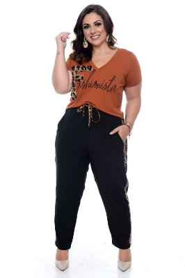 Blusa Plus Size Pholly
