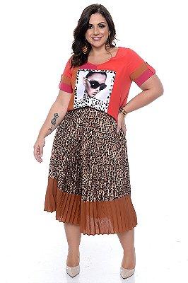 Blusa Plus Size Wenya