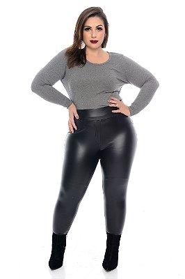 Calça Cirré Plus Size Helby