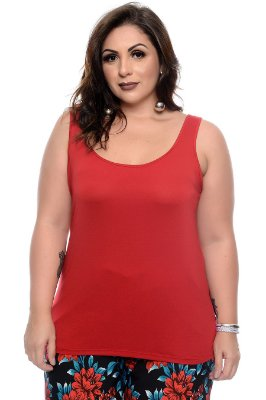 Regata Plus Size Alliah
