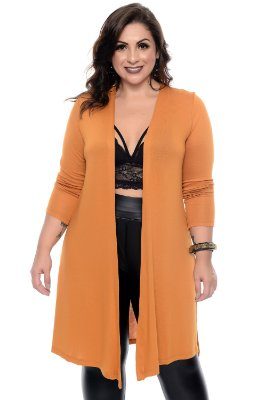 Cardigan Plus Size Satiko