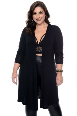 Cardigan Plus Size Niddy