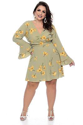 Vestido Plus Size Iolanda