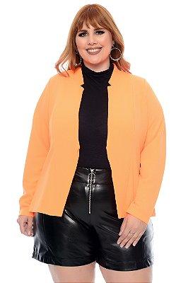 Blazer Neon Plus Size Maryh