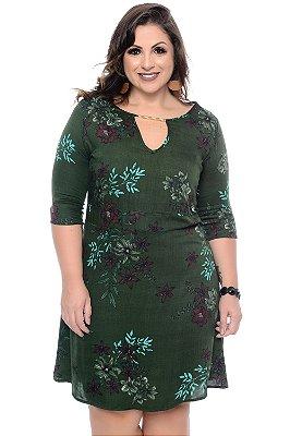 Vestido Plus Size Luamy