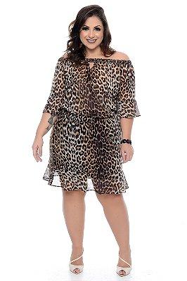 Vestido Plus Size Madryl