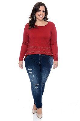 Blusa Plus Size Ileny