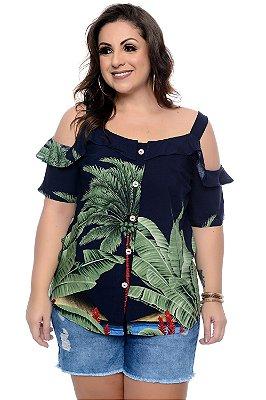 Blusa Plus Size Elisia