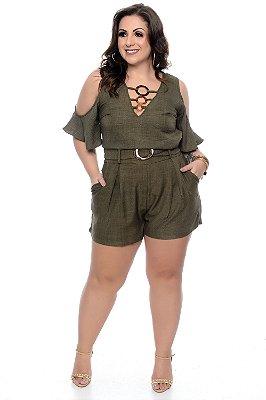 Blusa Plus Size Anaile