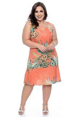 Vestido Plus Size Cilli