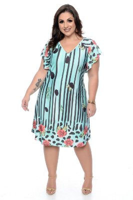 Vestido Plus Size Thicy