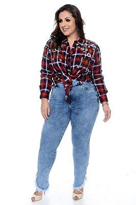 Camisa Plus Size Fabyana