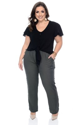Blusa Plus Size Brienne