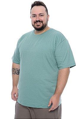 Camiseta Masculina Plus Size Alexis